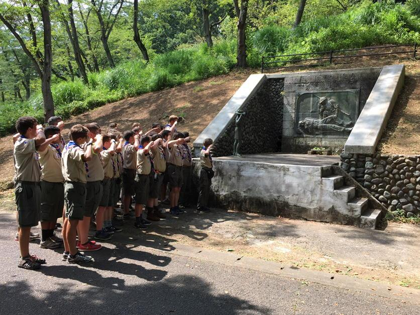 The Japanese Scouting Unknown Soldier Story