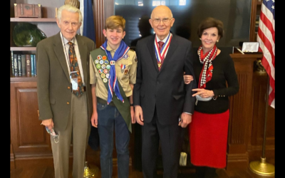 Scouting – It's a Family Matter