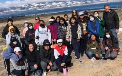 Stronger Together: A Refugee Scout Troop for Girls